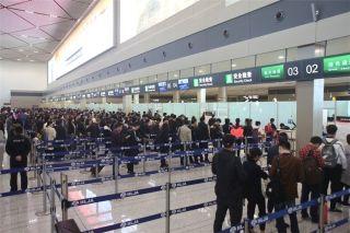 """哈尔滨机场新航站楼投用""""满月""""运行平稳"""