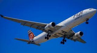 斐济航空成寰宇一家Connect项目首位成员