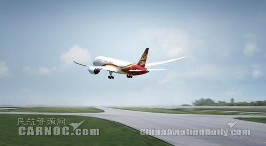 海南航空将于8月27日开通深圳=苏黎世直飞航线