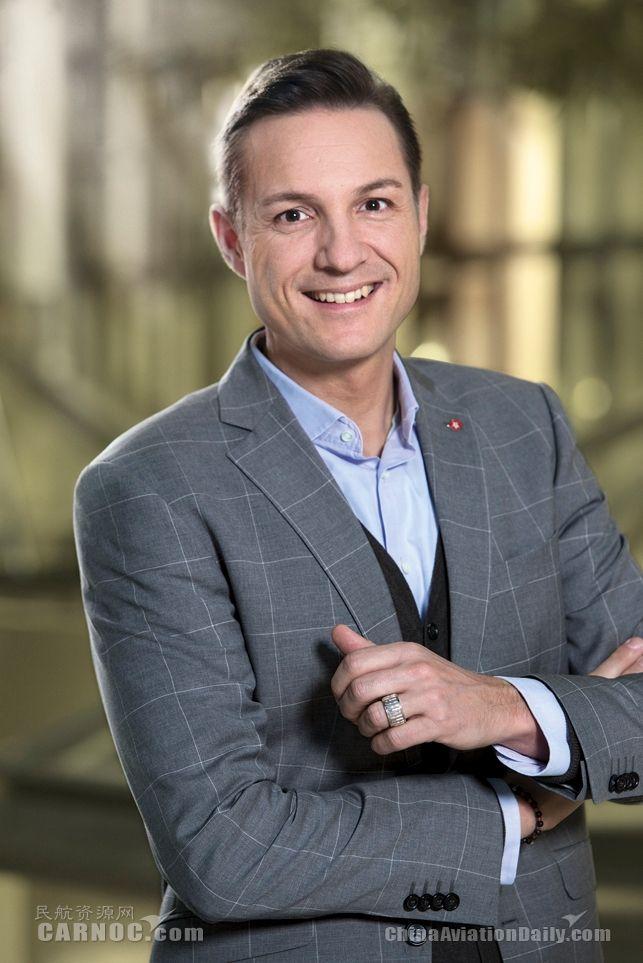 汉莎航空任命Alain Chisari为亚太区销售副总裁