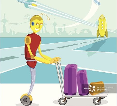 阿联酋航空:行李处理未来可由机器人完成