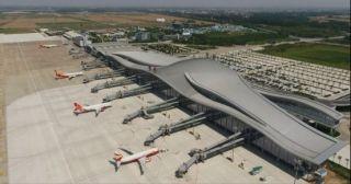 独家航拍 徐州观音机场T2航站楼将正式启用