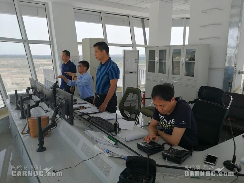 民航宁夏空管分局助力地方通航发展再上新台阶