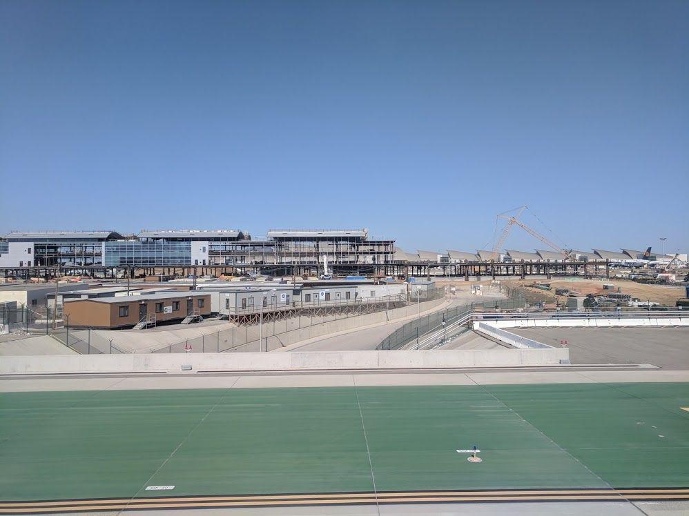 """斥资数十亿美元 洛杉矶国际机场计划""""大变身"""""""