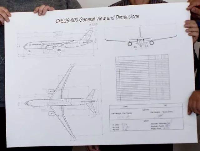 中俄合研宽体客机总体布局确定 2023年将首飞
