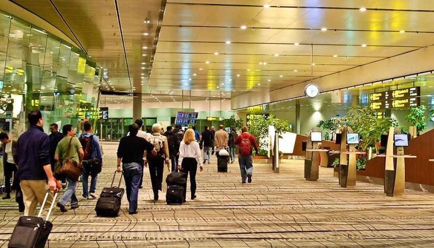 樟宜机场:如何通过高科技提高旅客体验