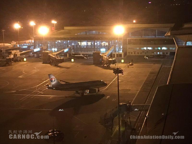 民航青海空管分局保障载有高烧儿童航班优先落地