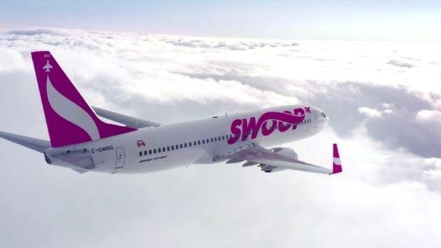 加超级廉航Swoop获最终批准 6月20日将首航