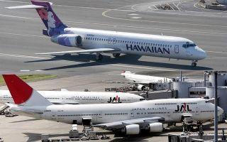 夏威夷航空与日航为联营寻求反垄断豁免