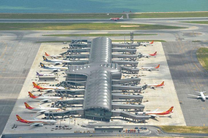 5G网络将覆盖香港机场 货物无人拖车年底投运