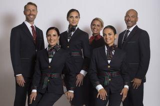 前途未卜的意大利航空,又公布了新款员工制服