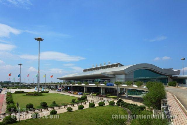 南昌机场首次开通至云南保山航班