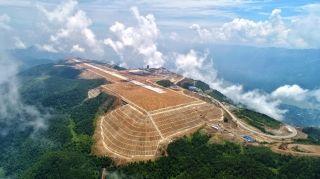 """""""云端航母""""巫山机场预计今年底建成"""