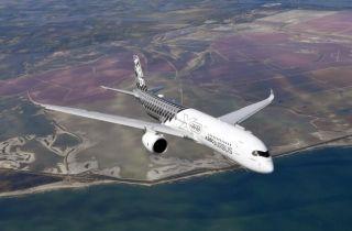 首飞五周年 空客A350XWB缔造航空旅行的未来