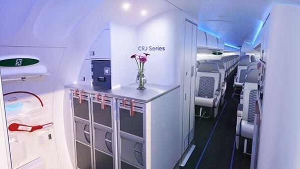 民航早报:达美航空订购20架CRJ900