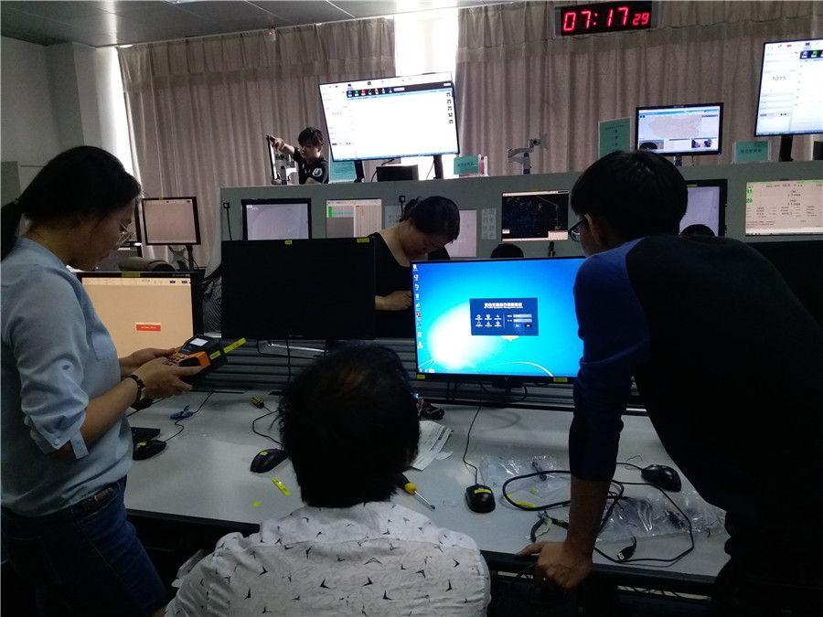青海空管分局推进进近管制区分扇工作