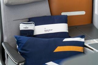 德国汉莎航空提高商务舱睡眠舒适度