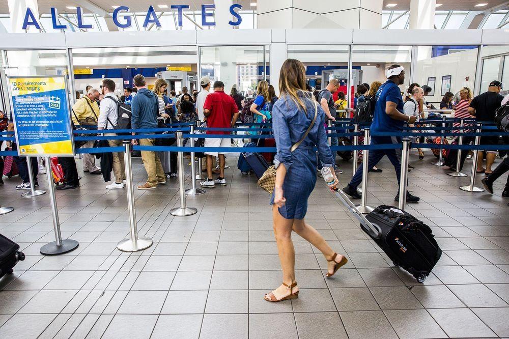 赴美旅客注意了 TSA将对粉状物进行额外检查