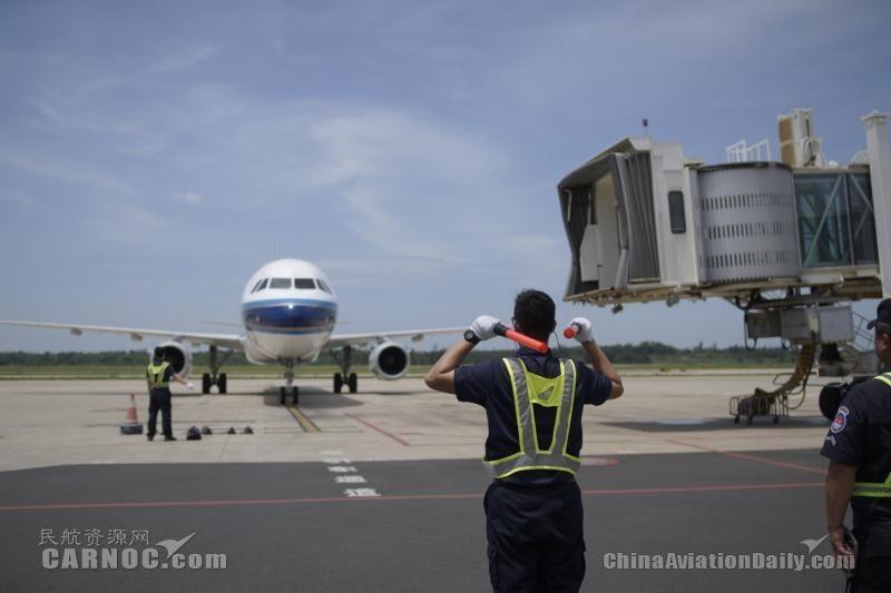 美兰机场携手海航,南航开展机务技能比武活动