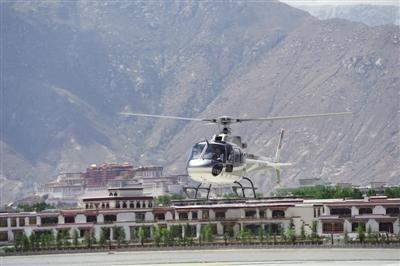 空中游西藏 体验大不同
