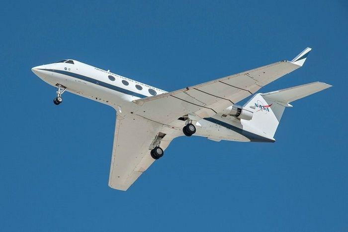 NASA试验新技术 可将飞机降落噪音减低70%
