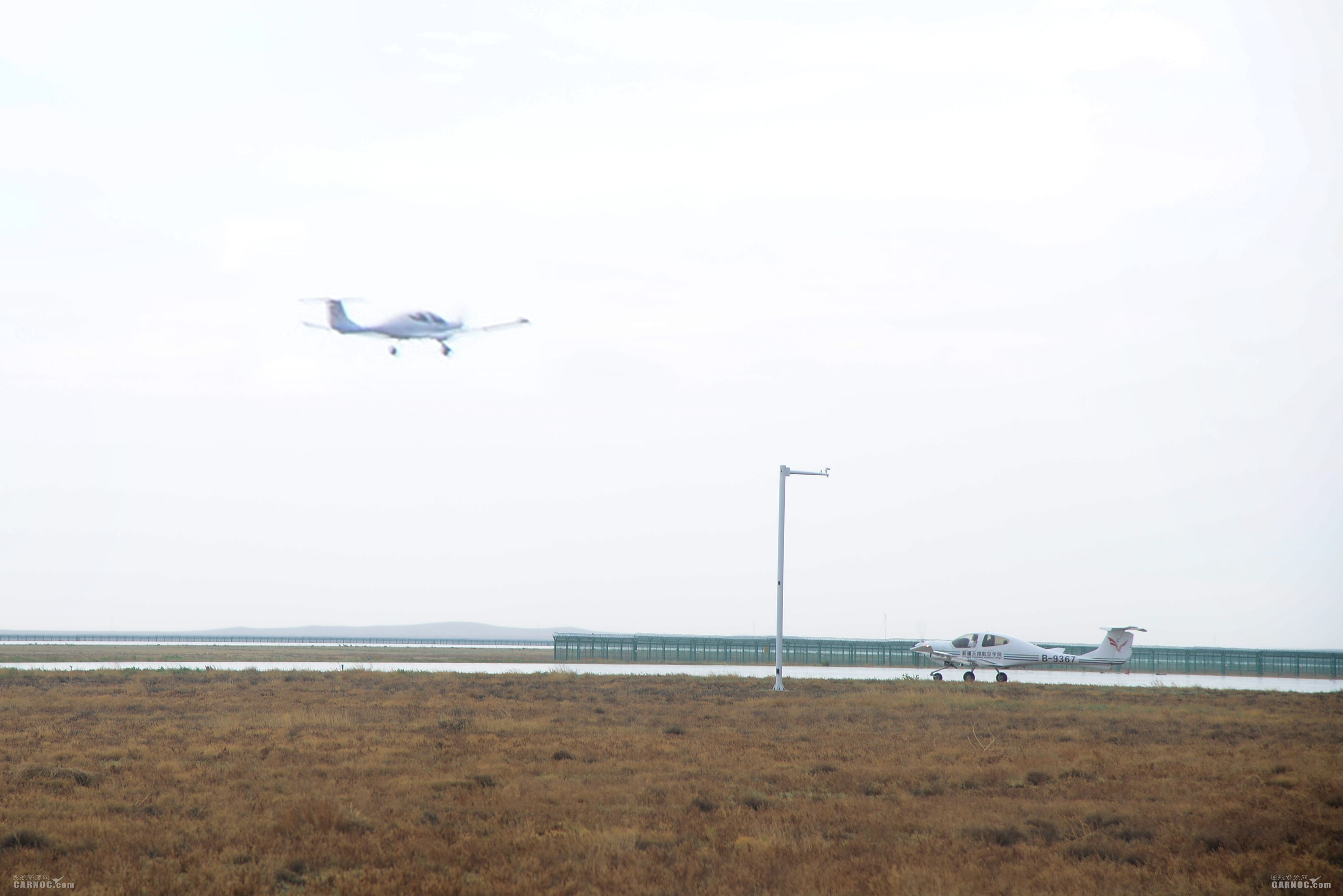 富蕴机场遭遇雷雨天气多举措保障航班等正常