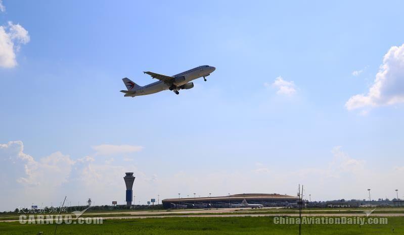 合肥机场2018年暑运计划运送旅客突破200万