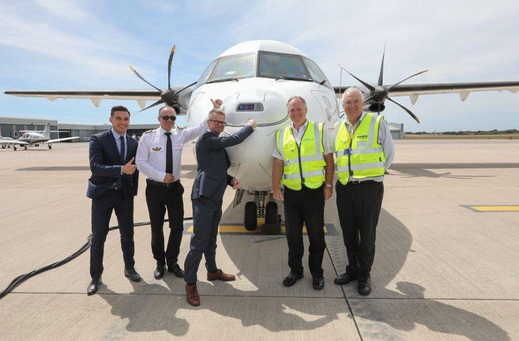 ATR飞机ClearVision系统进入最终测试