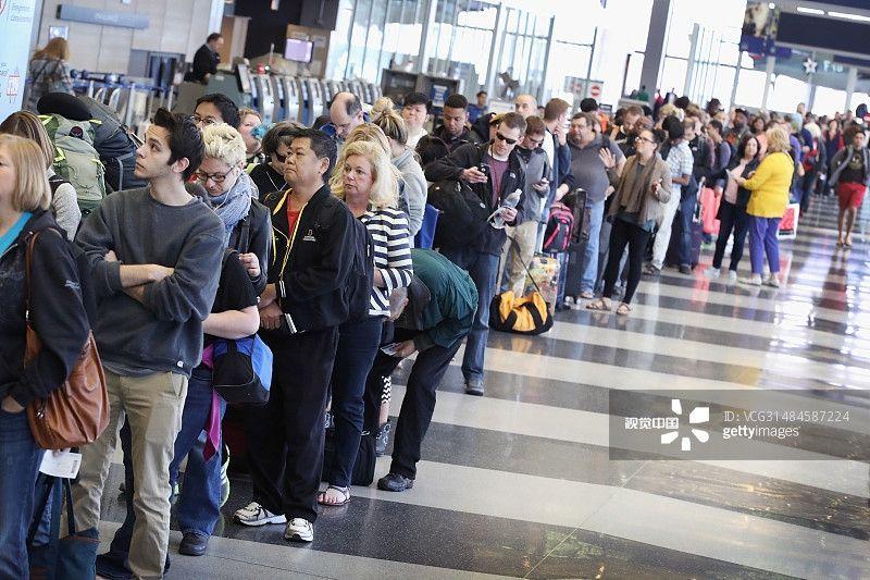 民航安检安保周报:美七分之一旅客因安检误机
