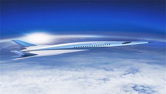 波音提出的极超音速飞机有多快?