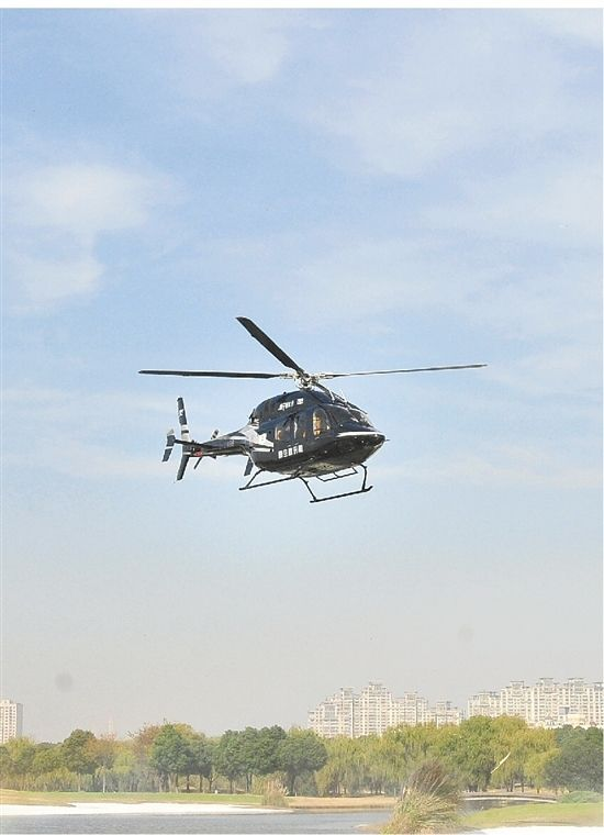 仅需1小时!上海到横店低空航线试飞成功