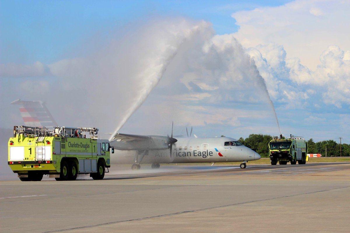 美航Dash 8退役 美航企螺旋桨飞机时代将结束