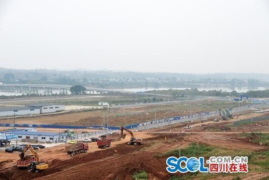 金堂通航机场进入全面建设阶段 计划明年6月建成
