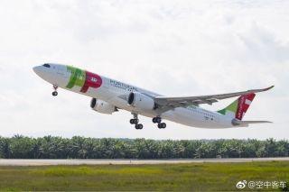 空客A330neo完成全球巡演 将于今夏获得认证