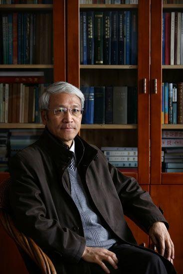 中国航发科技委主任、中国工程院院士尹泽勇