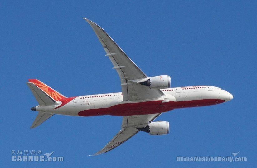 民航早报:到2040年,预计印度旅客量将达11亿