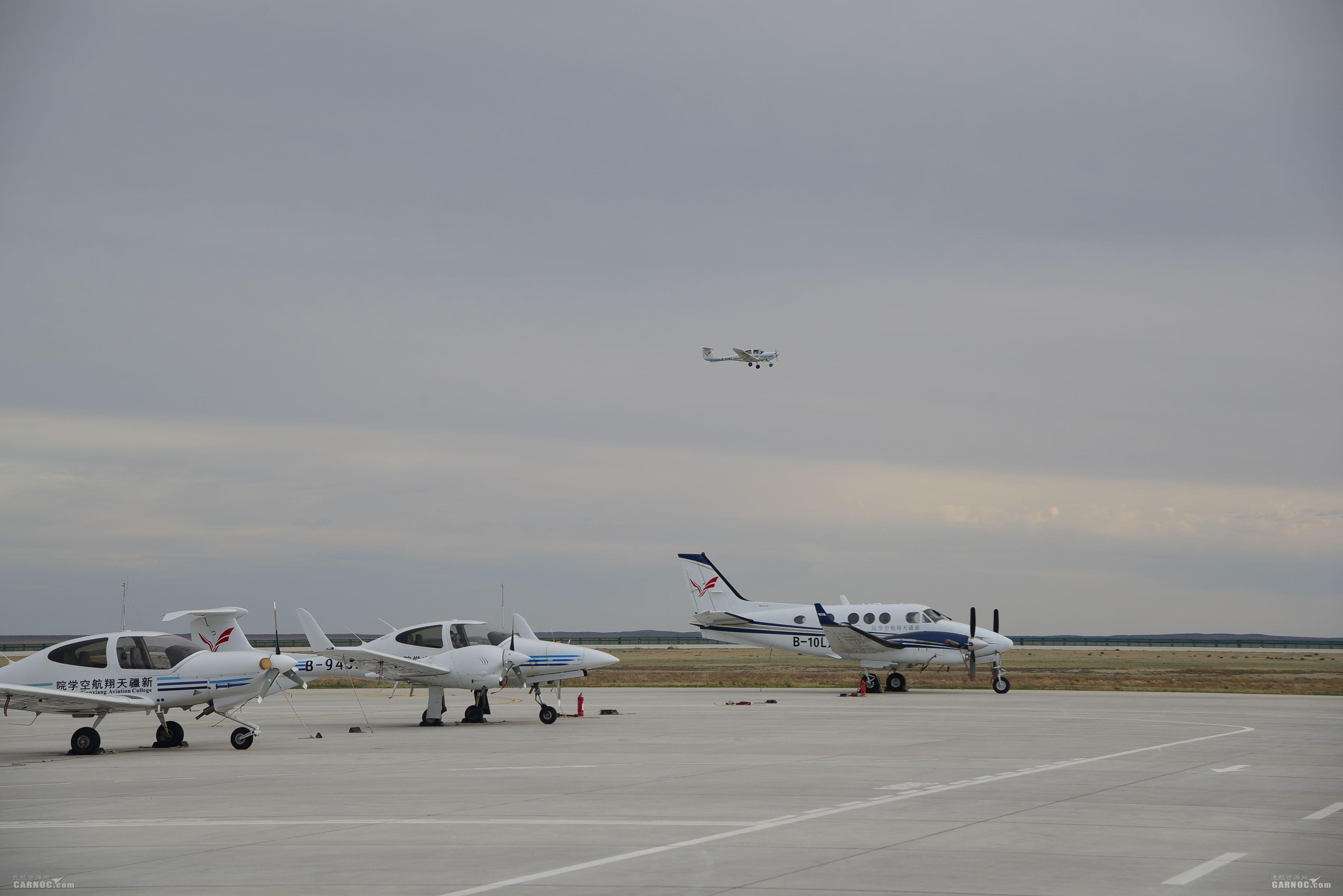 富蕴机场加强气象预警停飞应对大风天气
