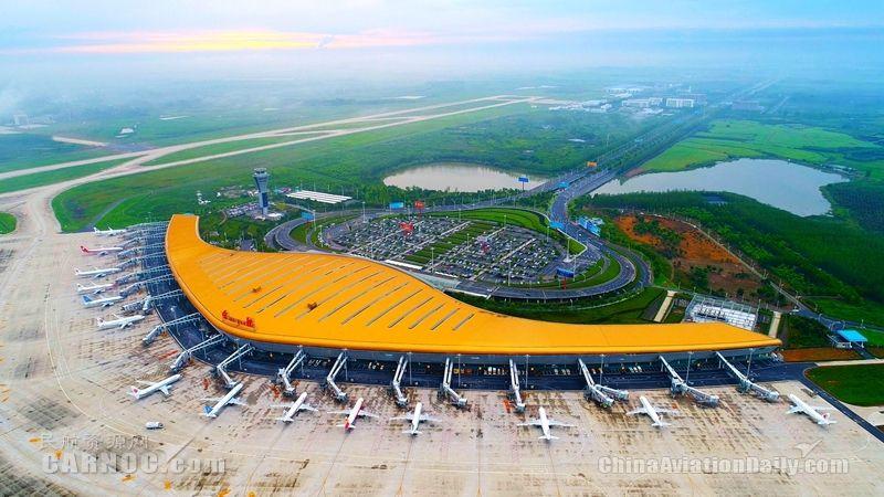 合肥机场未来思考:如何在高铁及枢纽夹击下发展