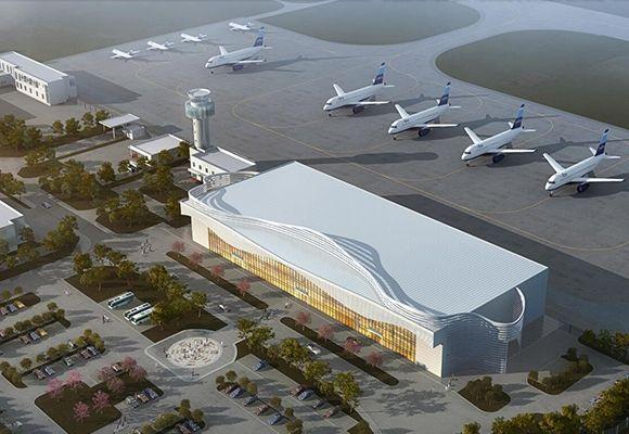 武隆仙女机场有望明年建成