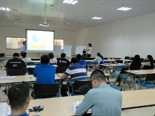 SSAMC开展ISO14001&45001双体系内部培训