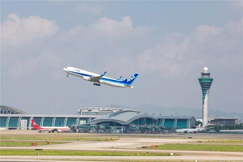 白云机场连续9个月航班正常率保持在80%以上