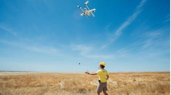 谷歌两个神秘项目独立:用气球联网 用无人机送货!