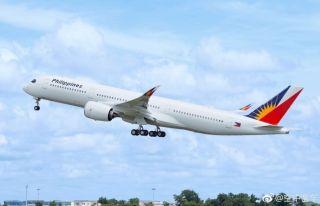 墨镜侠入列 菲律宾航空A350XWB直达纽约