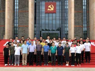 邮航南京分公司开展主题党日活动