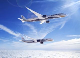 星宇航空选择订购空客A350XWB宽体飞机