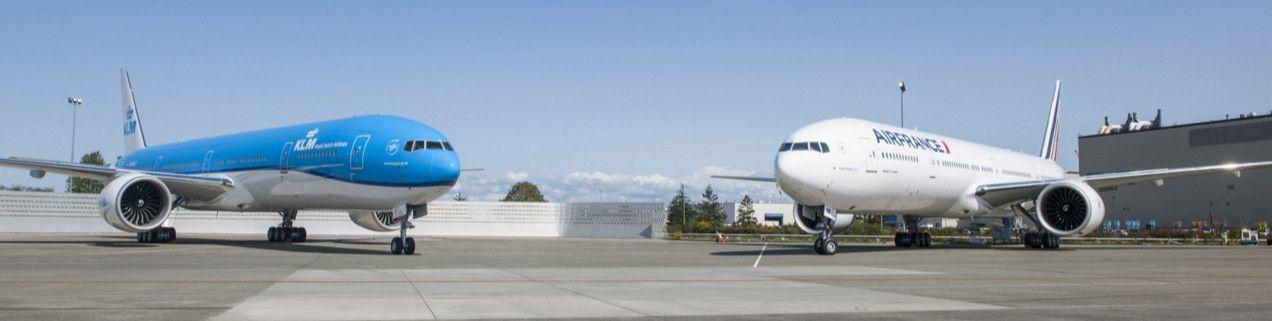 民航早报:法航荷、南航和厦航将合并现有JV