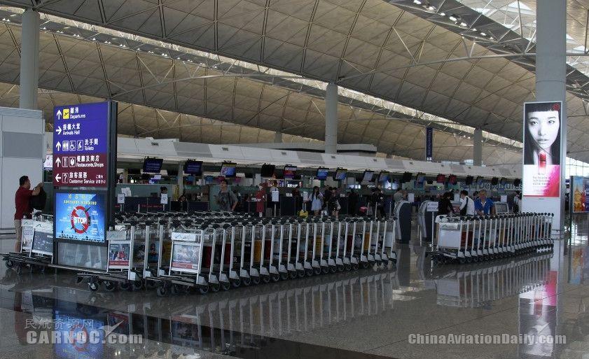 香港机场上调离港旅客安检费!每人多缴5港元