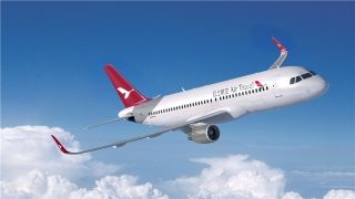 红土航空与GECAS及CFM签署飞机租赁与维修协议