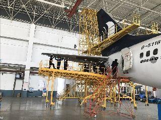 山航完成首架波音737NG飞机8C检