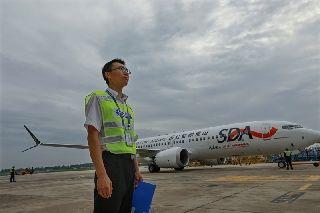 山航集团冯俊峰:一位细致的航空安全监察者